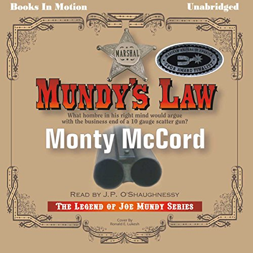 Mundy's Law cover art