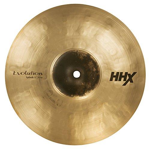 "SABIAN - 12"" HHX Evolution Splash, Brillant Finish"