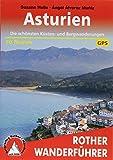 Asturien Wanderführer: Die schönsten Küsten- und Bergwanderungen. 50 Touren. Mit GPS-Tracks