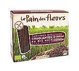 Pan de flores con arroz negro BIO Le pain de fleurs 150 g