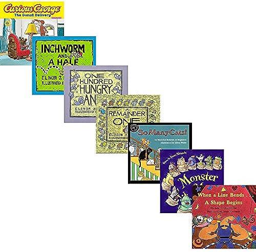 Houghton Mifflin HO-SET12 MATH LITERATUR KIT
