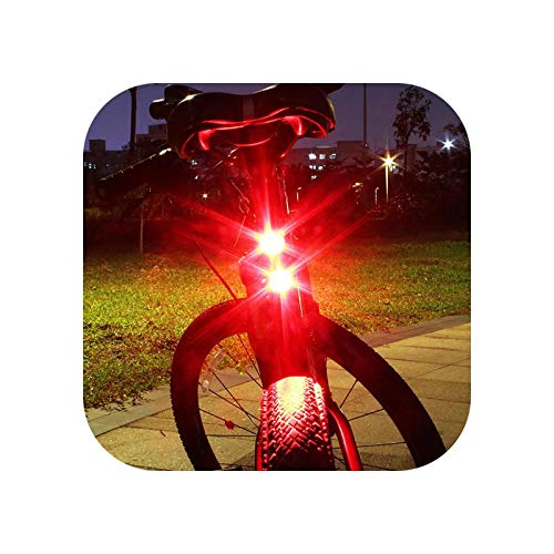 Big Incisors Smart Bike Light Front,Super Bright Led Bicycle Headlight,Easy to Install Bicycle Headlight Taillight-for Mountain Bike