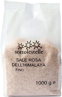 Sottolestelle Pink Himalayan Salt Fine, 1000 gm