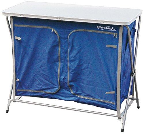 Ferrino Quick 110 | Mueble camping 2 compartimentos