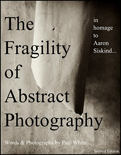 The Fragility of Abstract Photography (in homage to Aaron Siskind) 2nd Edition: Updated 2nd edition