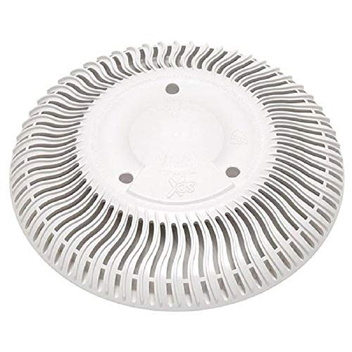 Paramount 005252208401 SDX High Flow Safety Drain Cover with Screws for Concrete, White 005252209701