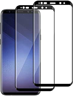 Samsung Galaxy Note 9 Full Screen Curved 5D Tempered Glass Protector For Samsung Galaxy Note 9 - Clear
