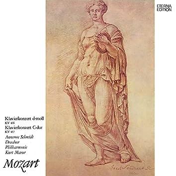 Mozart: Klavierkonzerte No. 20 & 21