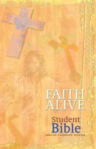 Compare Textbook Prices for Faith Alive Student Bible English Standard Version  ISBN 9780758626998 by Concordia Publishing House,Pamela Nielsen