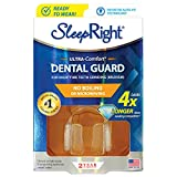 EASY TO USE. This dental guard requires no boiling or microwaving. Its exclusive patented design with body-heat activated self-adjust technology provides a comfortable custom fit. STRONGER THAN COMPETITION. A mouth guard to stop teeth grinding has to...
