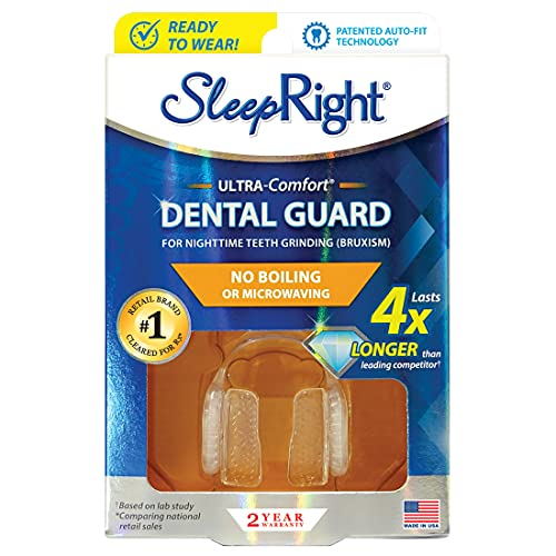 SleepRight Ultra-Comfort Dental Guard