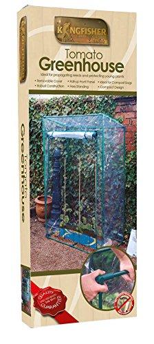 Kingfisher Tomato Greenhouse