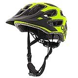 O'NEAL   Casco Mountain Bike   MTB Downhill Freeride   Casco All-Mountain/Enduro, Fit regolabile   Thunderball Helmet Solid   Adulto   Neon Yellow   Taglia XXS/52-M/57