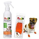PawZ XS Boots and Paw Sanitizer Spray