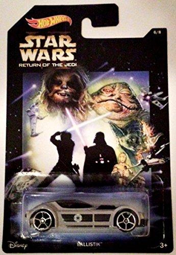 Hot Wheels – Star Wars – Véhicule Diecast – Modèle Aléatoire