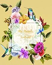 My Prayer Journal: Record Prayer for Girls and Women Praise and Give Thanks to God Prayer: Volume 5