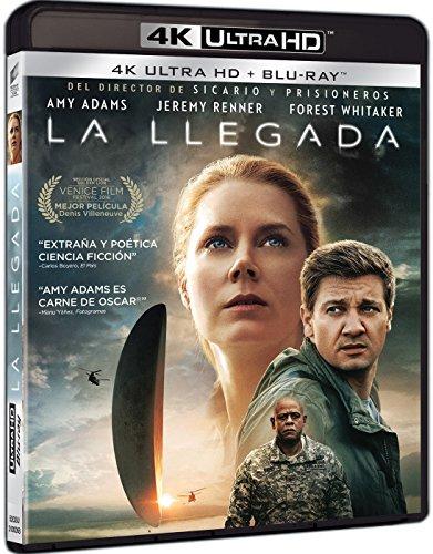 La Llegada (4K Ultra HD) [Blu-ray]