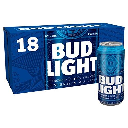 Bud Light 18 x 440ml