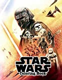 Star Wars Coloring Book: A Perfect Gift For Kids And Adults. Great Quality Coloring Book. Star Wars Coloring Book With Over 50 High Quality Images.