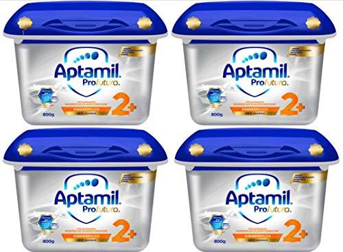 Aptamil Profutura 2+, 4er Pack (4 x 800 g), E-APTA-Prof2+-A-800g-4-Ven
