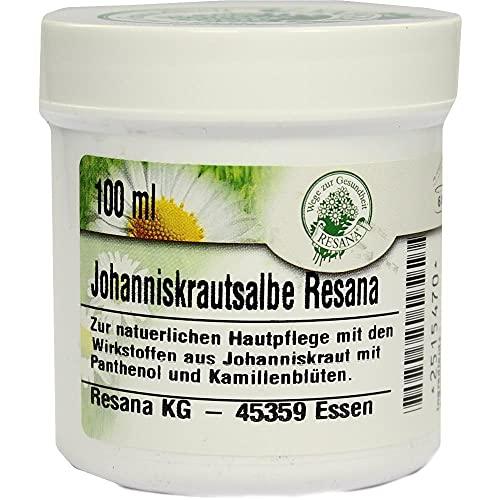 Resana Johanniskrautsalbe, 100 ml