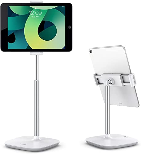 UGREEN Tablet Stand Compatible for iPad Tablet Holder for Desk Height Adjustable Compatible with 4.7-12.9 Inch iPad Pro 12.9 iPad Air Mini 5 4 3 Nintendo Switch iPhone eBook Reader Cell Phone