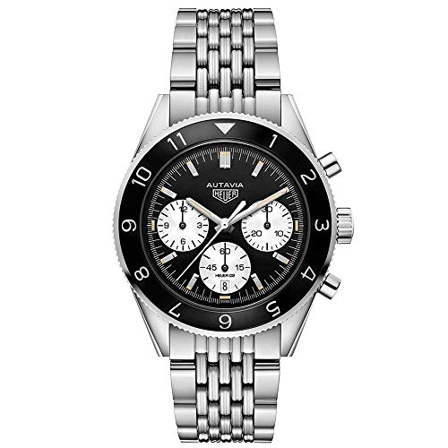 TAG Heuer Heuer Heritage Calibre HEUER 02 Automatic Chronograph CBE2110.BA0687