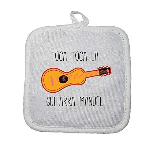Mygoodprice manopla Guante de Cocina Toca Toca Guitarra Manual