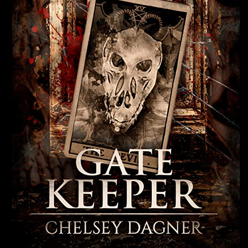 Gatekeeper: Supernatural Horror with Scary Ghosts audiobook cover art