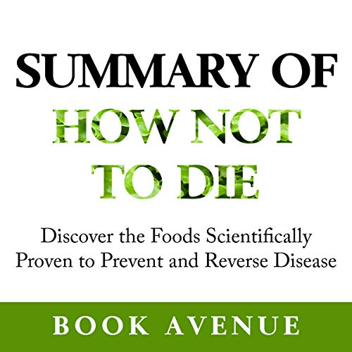 Summary of How Not to Die audiobook cover art