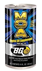 BG MOA 110 engine oil additive