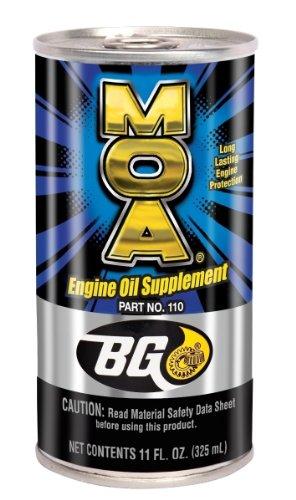BG MOA Part # 110 Engine Oil Supplement