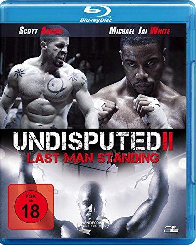 Undisputed 2 - Uncut Version [Blu-ray]