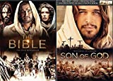 The Bible: The History Channel's Epic Miniseries & Son of God (6 Disc Collection)