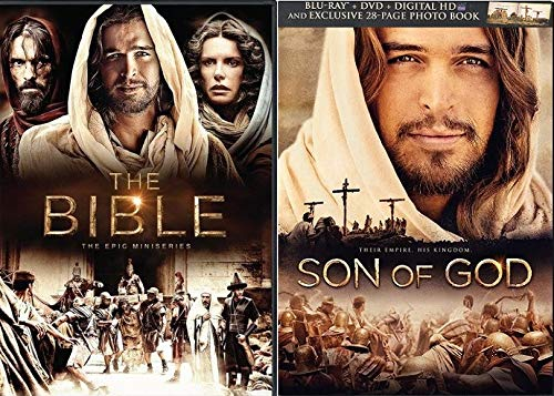 The Bible: History Channel's Epic Miniseries of 6 God Dealing full Popular products price reduction Son
