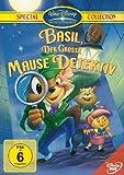 Basil, der große Mäusedetektiv [Alemania] [DVD]