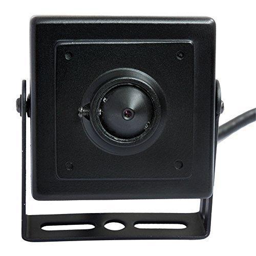 ELP 1080P industriellen Megapixel IP Mini Kamera, Mini Lochkamera Netzwerk ausgeblendet, Skalierbarkeit des Systems, IP-Kamera ONVIF, IP-Kameras mit Pinhole Objektiv