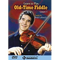 Learn to Play Old-Time Fiddle 1 [DVD] [Import]