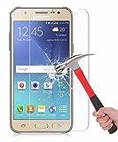 itronik® 9H Hartglas/Panzerglas für Samsung Galaxy J5 (2016) / Bildschirmschutzglas/Bildschirm Schutz Folie/Schutzglas/Echte Glas/Verb&englas/Glasfolie