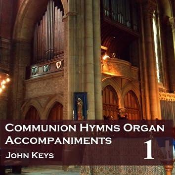 Communion Hymns, Vol. 1 (Organ Accompaniments)