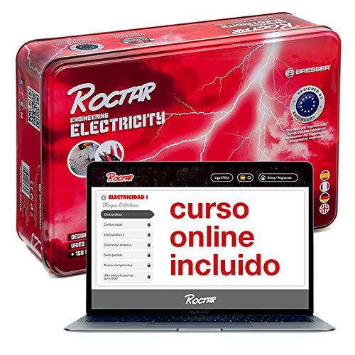ROCTAR Kit Fundamentos de la Electricidad y Electrónica