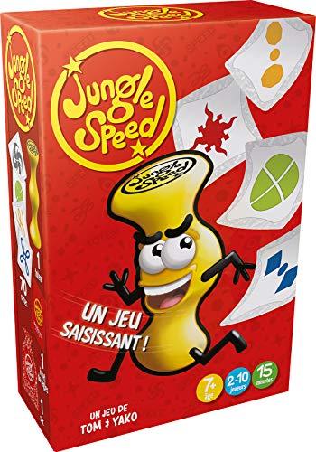 Asmodee – Jungle Speed (Idioma español no garantizado)