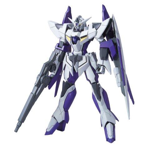 Bandai Hobby #63 - Figurine d'action Gundam HG Bandai Gundam 00 - 1,5