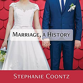 Marriage, a History audiobook cover art