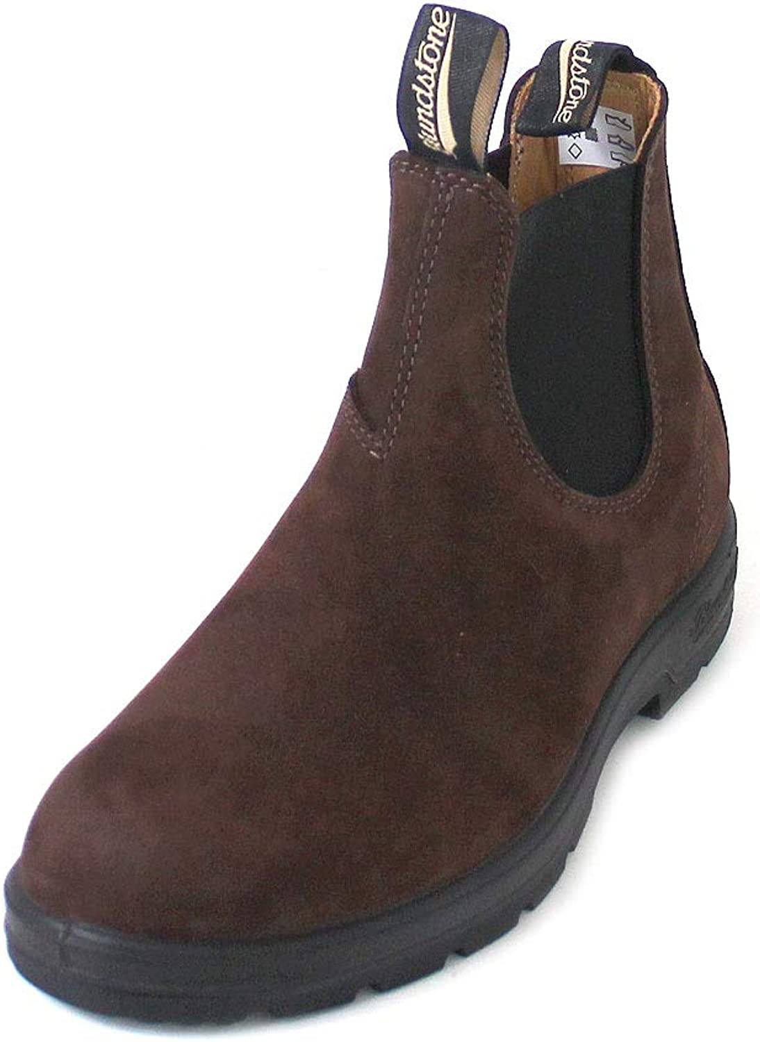 bluendstone 1606 Leather Lined in Brown Nubuck