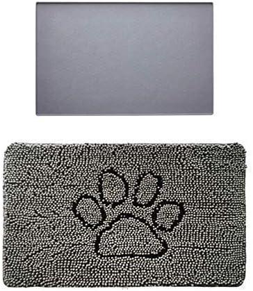 Gorilla 2021 model Grip Pet Feeding Placemat Feedin Doormat Max 57% OFF and Indoor