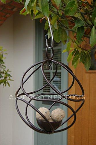GAP Garden Products Ball Bird Feeder Plus Free Hanging Hook