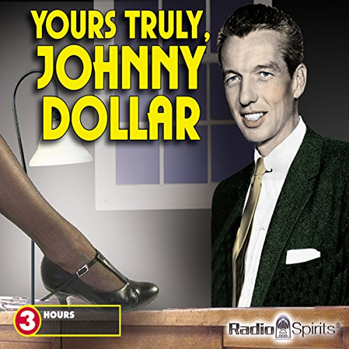 Yours Truly, Johnny Dollar cover art