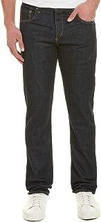 rag & bone Standard Issue Fit 3 Heritage Slim Straight Leg, Blue