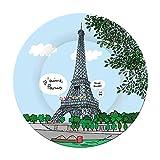 Petit Jour Paris - Assiette à dessert 'Soledad Bravi' - Parfaite pour le dessert!